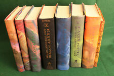 Harry Potter Complete Hardcover Book 7 Vol. Set + Beedle the Bard J.K. Rowling