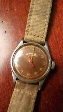 Vintage benrus military watch 1944