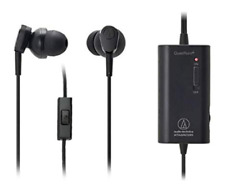Audio-Technica ATH-ANC33iS QuietPoint Active Noise-Cancelling In-Ear Headphones