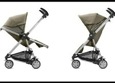 "Quinny Zapp Xtra mit Liegefunktion ""brown firce"" inkl. Babyschalen Adapter"