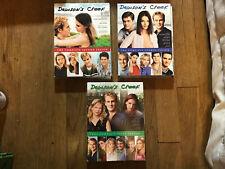 Dawson's Creek DVD Lot - Seasons 2 4 5 (Lot of 3)