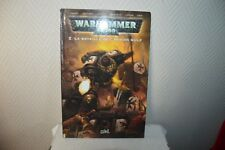 LIVRE BD WARHAMMER 40 k la Bataille de Carrion Gulf  BOOK SOLEIL GAMES Workshop