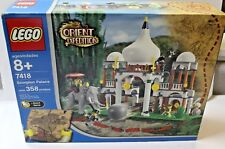LEGO 7418 Orient Expedition Scorpion Palace  NIB  FREE SHIPPING