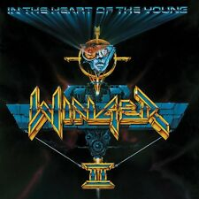 WINGER - IN THE HEART OF THE YOUNG (LIM.COLLECTOR'S EDITIO  CD NEW!