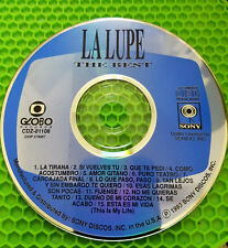 La Lupe The Best CD