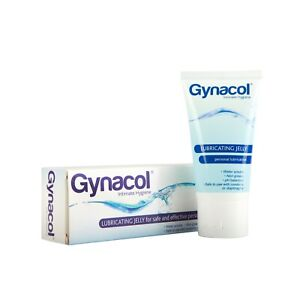 Gynacol Lubricating Jelly - personal lubricant - 9 x 50g Multipack Lube