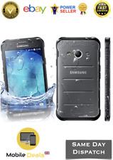 Samsung Galaxy Xcover 3 SM-G388F 8GB 4G LTE Dark Silver Unlocked Smartphone