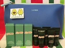 LA MER THE EYE CONCENTRATE 5 x 3 ml = 15ml = full size + makeup bag exp 2022