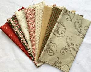 Moda Fabrics - French General. Fat 1/8 pack -1 metre. Patchwork