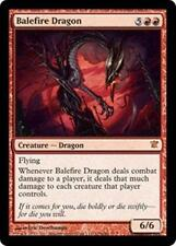 BALEFIRE DRAGON Innistrad MTG Red Creature—Dragon MYTHIC RARE