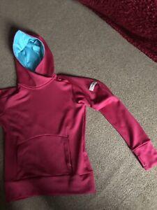 berghaus cerise hoodie womens