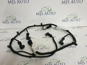CITROEN C4 PICASSO 2006-2010 REAR PARKING SENSORS AND WIRING LOOM 9663821577XT