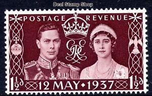 GB 1937 SG461 1½d Coronation of George VI MNH UNMOUNTED MINT