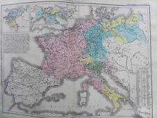 Atlas de géographie physique, politique, histoire, commerciale et agricole. D...
