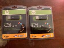 2!!! Memory Stick hp usb flash drive 4gb v125w free shipping