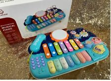 Musical Piano Table Activity Play Table Children Kids Games Gift AGE UK