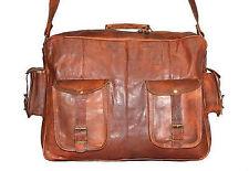 Handmade Men's Briefcase and Attache