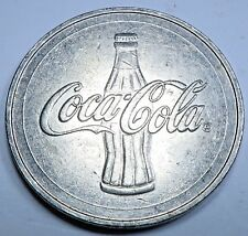 Coca Cola Texas Rangers Antique Vintage Token Coin Medal Currency Money