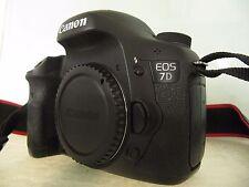Canon EOS 7D 18.0 MP Digital SLR Camera - Black ((Body only)),.,