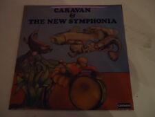 Caravan & The New Symphonia – Same - Deram - LP 1974
