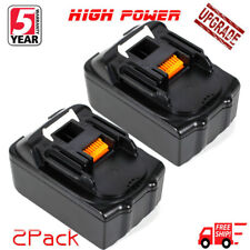 2 X 6.0Ah 18V Lithium Ion Battery For Makita BL1860 BL1840 BL1830 BL1850 LXT400