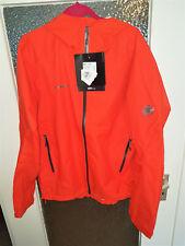 Mammut Herren Mellow Hardschell Jacke Gr.XL Orange NEU mit Etikett !