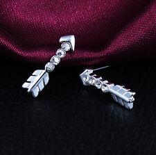 Ohrringe Ohrstecker Ohrhänger Ohrschmuck Modeschmuck earring Pfeil Durchzieher