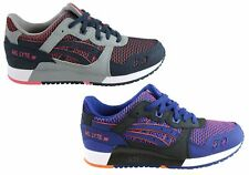 Mens Asics Gel-Lyte Iii Casual Lace Up Trainers Sport Shoes - ModeShoesAU