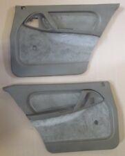 Original Satz Türverkleidung beige hinten links und rechts Opel Omega A