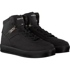 REPLAY Herren Sneaker, Herren schuhe, schwarz, Gr.42, (NP: 99,00€) Brandneu