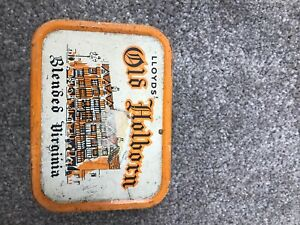 Vintage Old Holborn Tobacco Tin