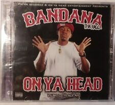 Bandana The Ragg On Ya Head Cd.