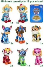 Paw Patrol Mighty Pups Super Paws Kuscheltier Stofftier Plüschtier 19 cm