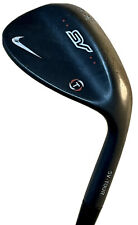 Nike Sv Tour Black Satin 56* 10 Sand Wedge S400 Stiff S W Steel Iron Golf Club