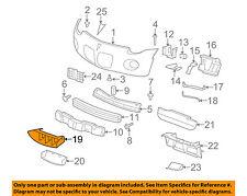 Pontiac GM OEM 06-09 Solstice Front Bumper Grille-Air Duct 15827507