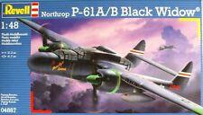 REVELL 1:48 KIT AVION NORTHROP P-61 À/B NOIR WIDOW LONGUEUR 31,2 CM ART. 04887