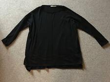 Ladies George Size 16 Black Jumper