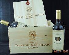 Terre del Marchesato  IL TARABUSO  2014 IGT  einer der BESTEN Cabernet Sauvignon