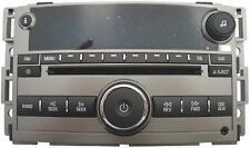 Chevrolet Malibu Delco CD MP3 US8 radio 25842774.New OEM factory original stereo