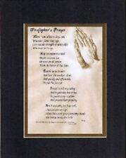 Inspirational Poem - Heartfelt Poem for Firefighters - Firefighter's Prayer. . .
