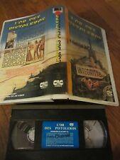 L'Or Des Pistoleros de William A Graham, VHS CIC, Western, RARE!!!!