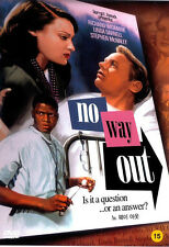 No Way Out (1950) New Sealed DVD Richard Widmark