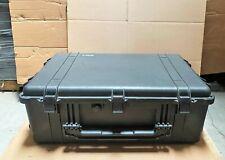 """Pelican 1650 Black Protector Case 28.6"""" x 175.5"""" 10.7"""" (No Foam)"""