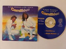 CD Single DIEGO MODENA J-PH AUDIN Camilléva del 2721.1 oCARINA