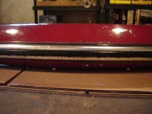 PORSCHE 356 B C SC FRONT BUMPER 356B 356C 356SC 50501005 T5 T6