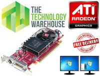 ATI Radeon Graphics Card - HD 3450 256MB PCI-E Dual View - 0Y103D Low Profile