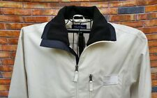 USEF NETWORK EQUESTRIAN FEDERATION TV LOGO L WHITE EVENT JACKET LINED POLYESTER