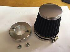 Honda GX160 GX200 Kart Intake Performance Kit. Air Filter Upgrade.