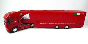 Iveco Stralis F1 Team Scuderia Ferrari 1/43 Camion Voiture Model Diecast A01