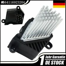 Fit BMW X3 X5 E39 E46 E53 Heater Blower Motor Resister Final Stage 64116923204 A